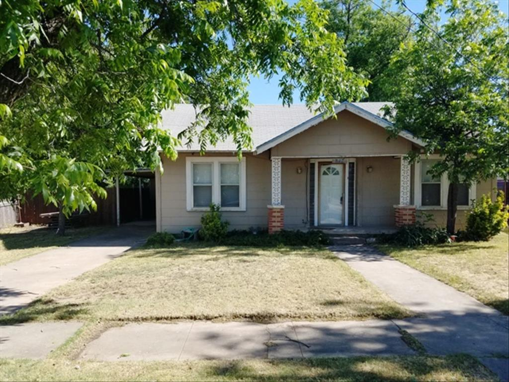 Photo of 817 Veck St  San Angelo  TX