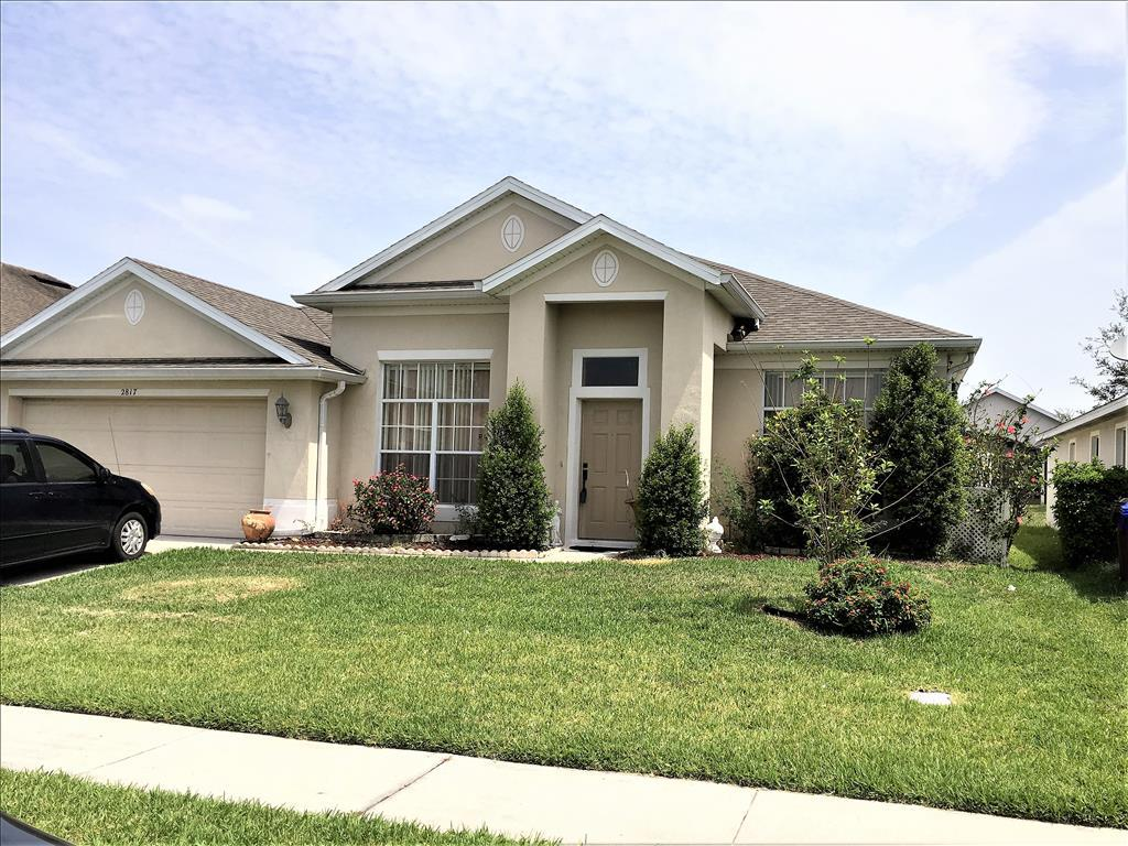 Photo of 2817 OConnell Drive  Kissimmee  FL