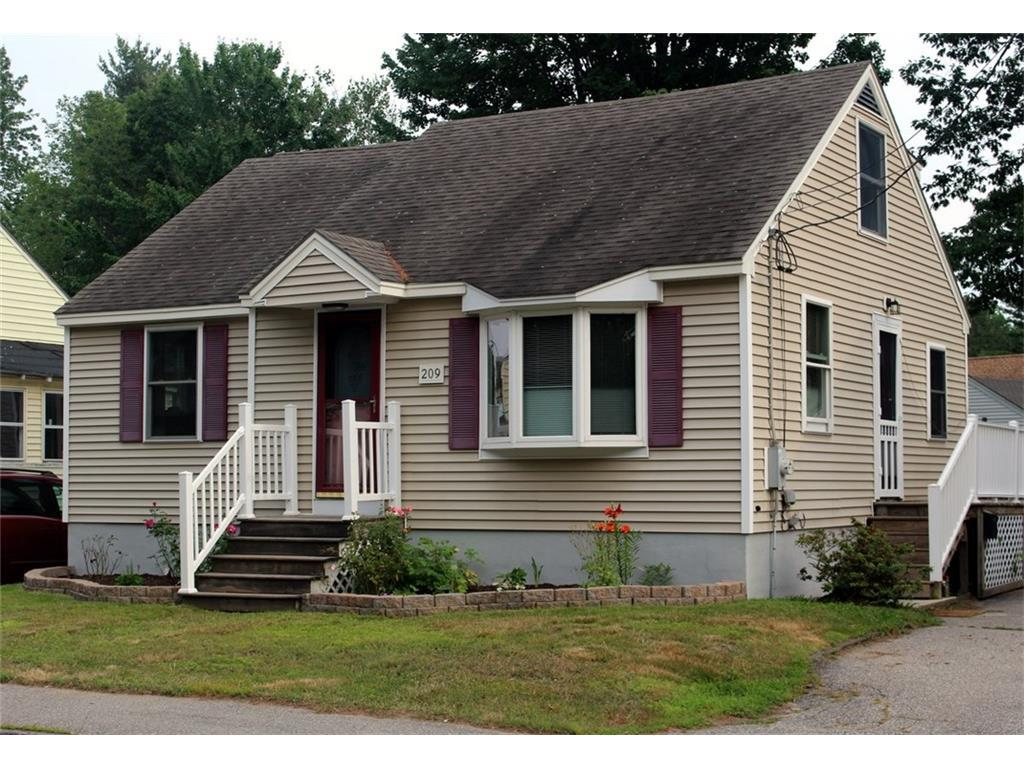 Photo of 209 Temple Avenue  Old Orchard Beach  ME