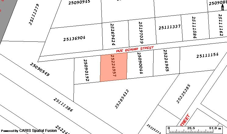 Lot B Bonair Street, Grand Digue, NB E4R 3