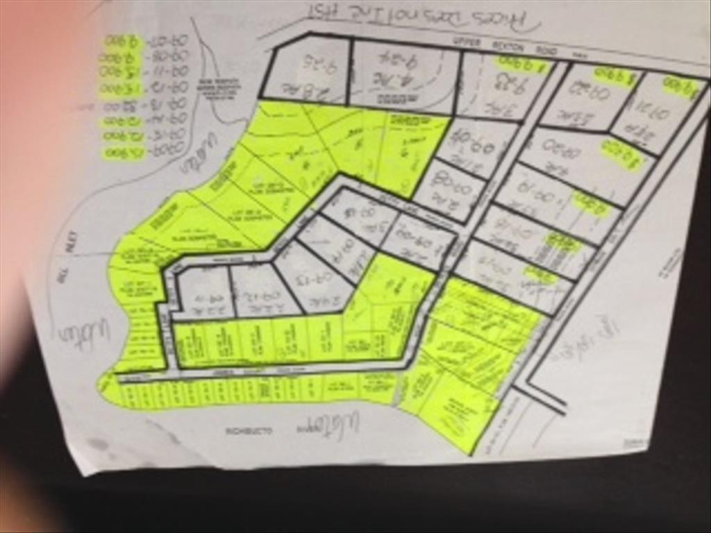 Lot 16-14 Betty Lane, Upper Rexton, NB E4W 1