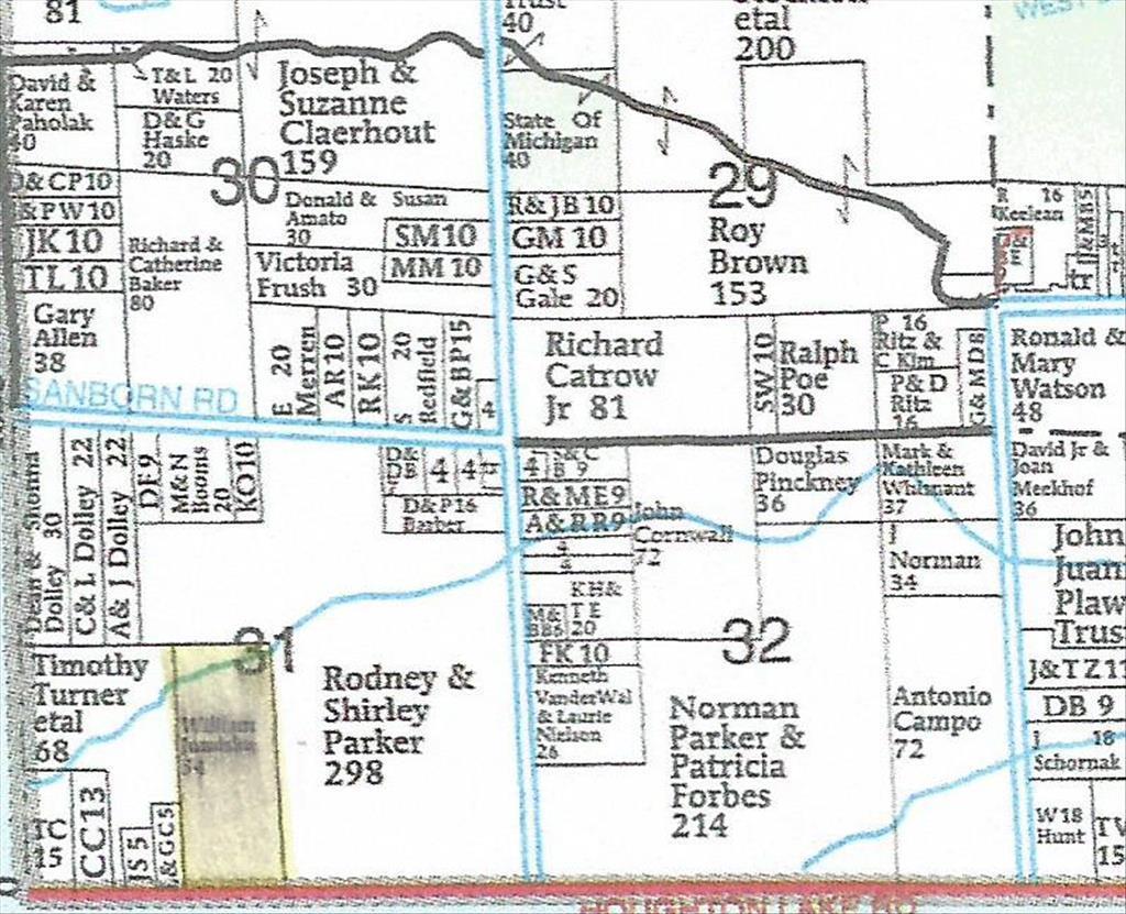 W. Houghton Lake Road, Lake City, MI 49651