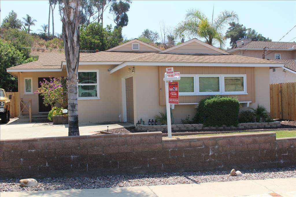 Photo of 5971 Sarita Street  La Mesa  CA
