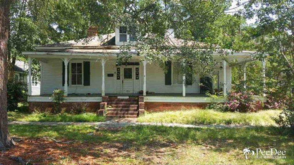 Photo of 226 Huger Street  Cheraw  SC