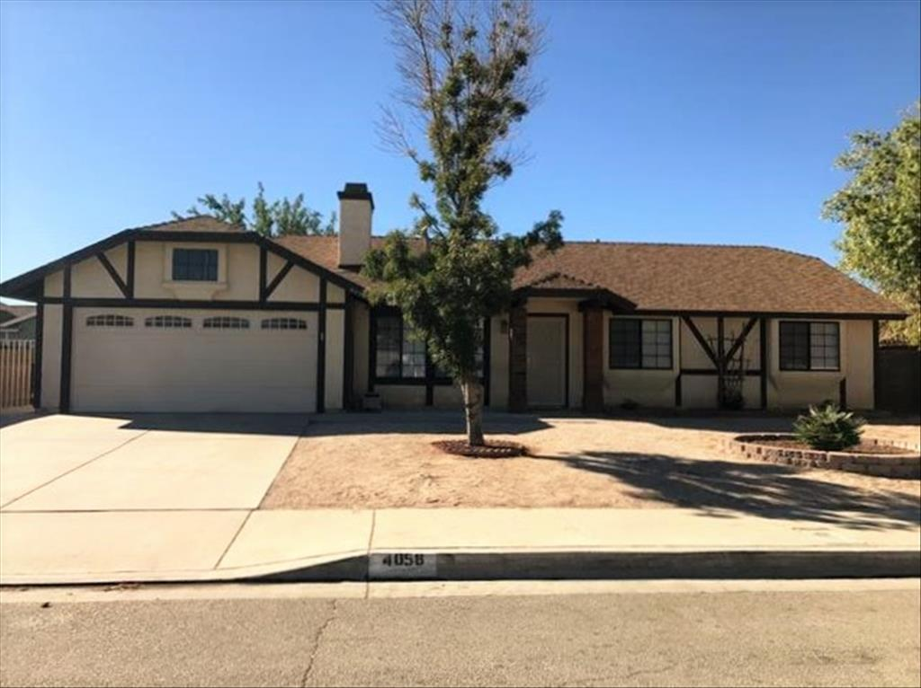 Photo of 4058 Desert Aire Ave  Palmdale   CA
