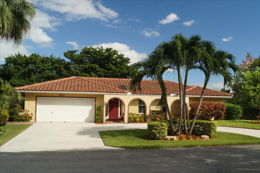 Photo of 4110 NW 22nd St  Coconut Creek  FL