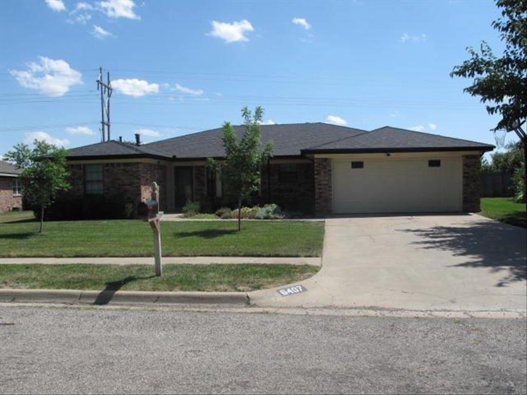 Photo of 6407 Hatfield  Amarillo  TX