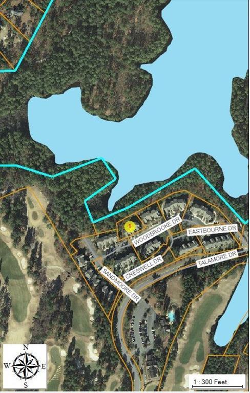 1521 Woodbrooke Dr, Southern Pines, NC 28387
